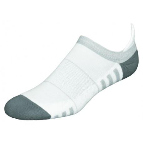 Термоноски InMove Mini Fitness 39-41 Белые с серым