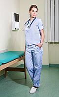 Женский медицинский костюм «I'm ukrainian doctor»