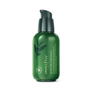 Интенсивная увлажняющая сыворотка на основе семян зеленого чая Innisfree The green tea seed serum, 30 мл