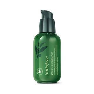 Интенсивная увлажняющая сыворотка на основе семян зеленого чая Innisfree The green tea seed serum, 30 мл, фото 2