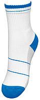 Термоноски InMove Sport Kid Deodorant 27-29 Белые с голубым