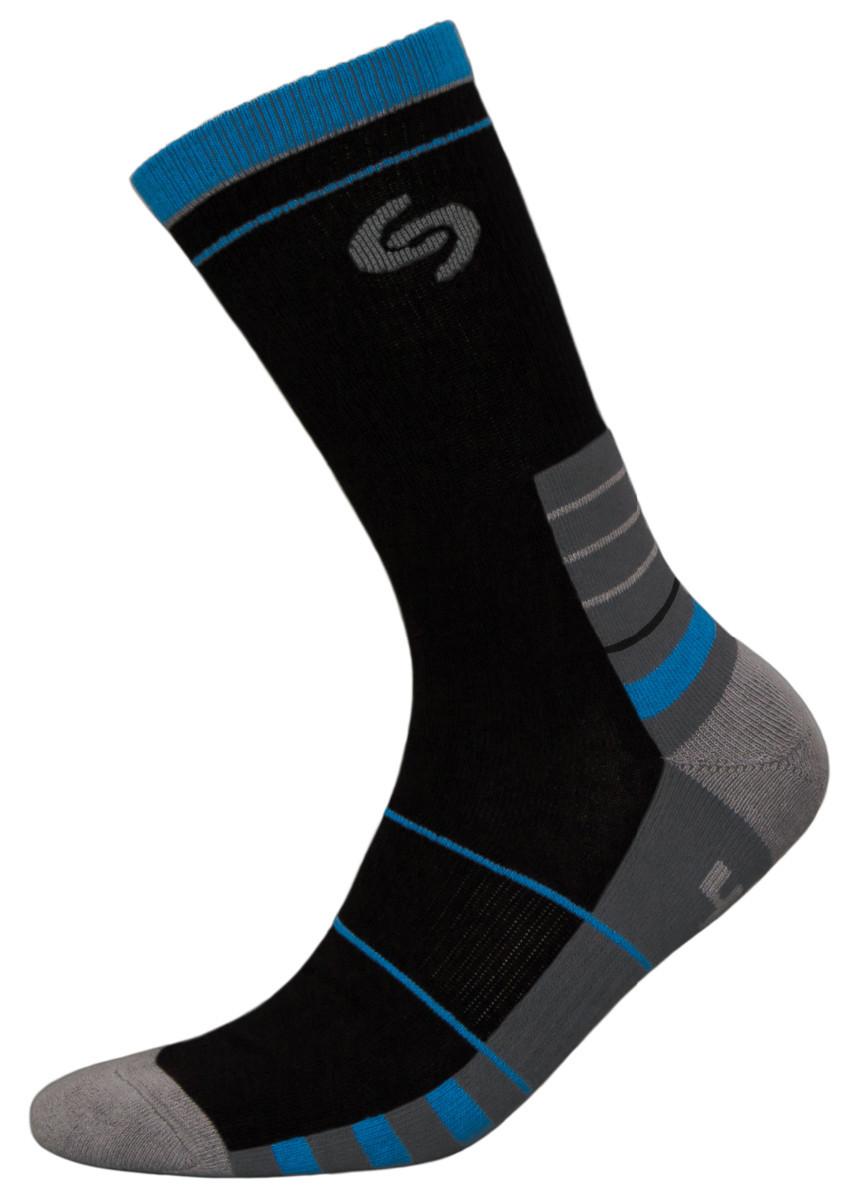 Носки InMove Sport Deodorant 38-40 Черно-синие