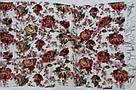 """Шарфик із квітами """"Моніка"""" 166-4, фото 4"""