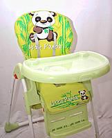 """Детский стульчик для кормления """"Sigma-Line"""" C-C-1 желтый"""