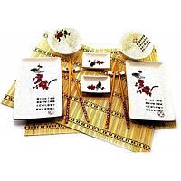 Набор для суши Птица на ветке сакуры (2 персоны) 32356