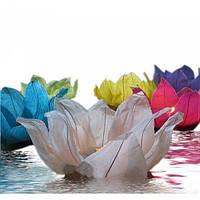 Плавучий фонарик Цветок Лотоса 270216-467