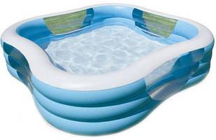 Сімейний надувний басейн Intex 57495