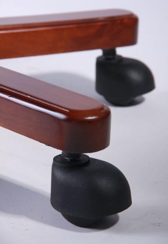 Кресло Монтана НВ, кожа черная (619-B+PVC) фото 7