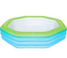 Сімейний надувний басейн Bestway 54119
