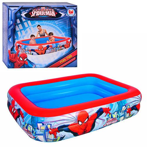 """Надувной бассейн детский Bestway 98011 """"Spider Man"""""""