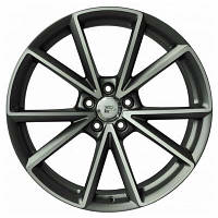 Литые диски WSP Italy W569 R20 W8.5 PCD5x112 ET43 DIA66.6 Anthracite Polished