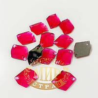 Пришивные космики, Neon Rose 16*20мм, 1шт