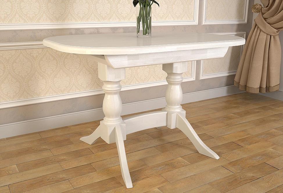 Обеденный стол из массива ясеня- Поло