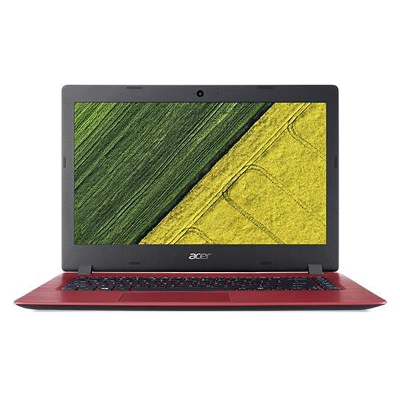 Ноутбук Acer Aspire 1 A111-31-C1W5 (NX.GX9EU.006) Red