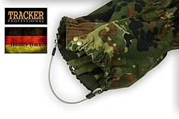Гамаши защитные подростковые BUNDES TRACKER камуфляж бундес, фото 2