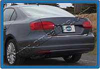 Кромка багажника Volkswagen Jetta (2011+)