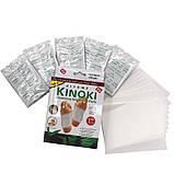 Детокс пластырь киноки Kinoki на стопу Киноки, 10 шт, фото 3