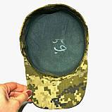 Кепка новий український камуфляж, фото 3