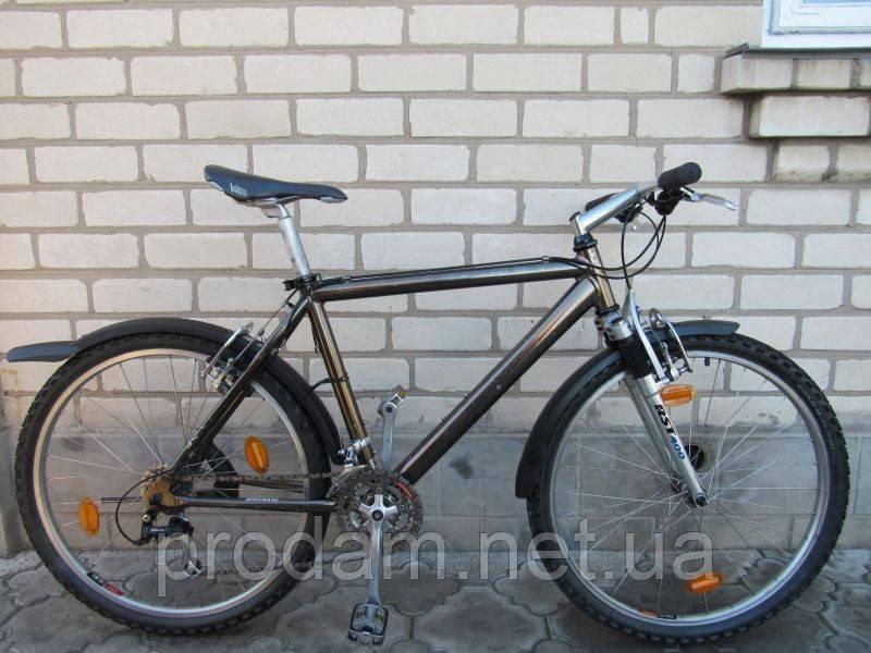 Велосипед Fire & Ice