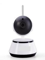 WI-FI IP-камера DL- V3  (1.0MP - 1280*720P, инфракрасное ночное видение, с вращением, поддержка TF карты