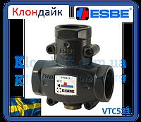 ESBE антиконденсационный термостатический смесительный клапан VTC511 Rp 1 1/4' 50°С