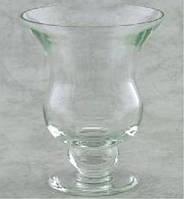 Подсвечник стакан. Высота 215 мм. Подсвечник для флористики. Подсвечник  для декора