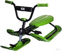 Снегокат Stiga SX PRO SnowRacer зеленый