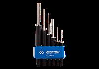 Набор выколоток 6 предметов KING TONY 1006APR, фото 1