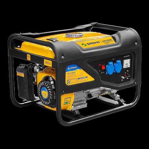 Бензиновый генератор  Sadko GPS-3500 (2.5 кВт)