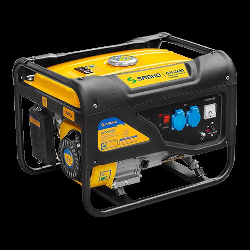 Генератор бензиновый Sadko GPS-2600 (2.0 кВт), фото 1