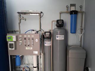 Пункты - мини-заводы по розливу и продаже очищенной питьевой воды.