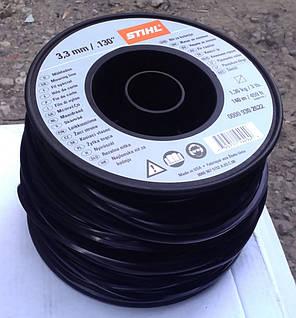 Леска 3,3 мм Stihl, 1 м , фото 2