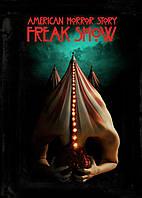 Картина GeekLand American Horror Story Американская История Ужасов Фрик-шоу 40х60 AH 09.001