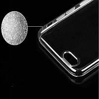 Ультратонкий 0,3 мм чехол для Xiaomi Redmi Go прозрачный