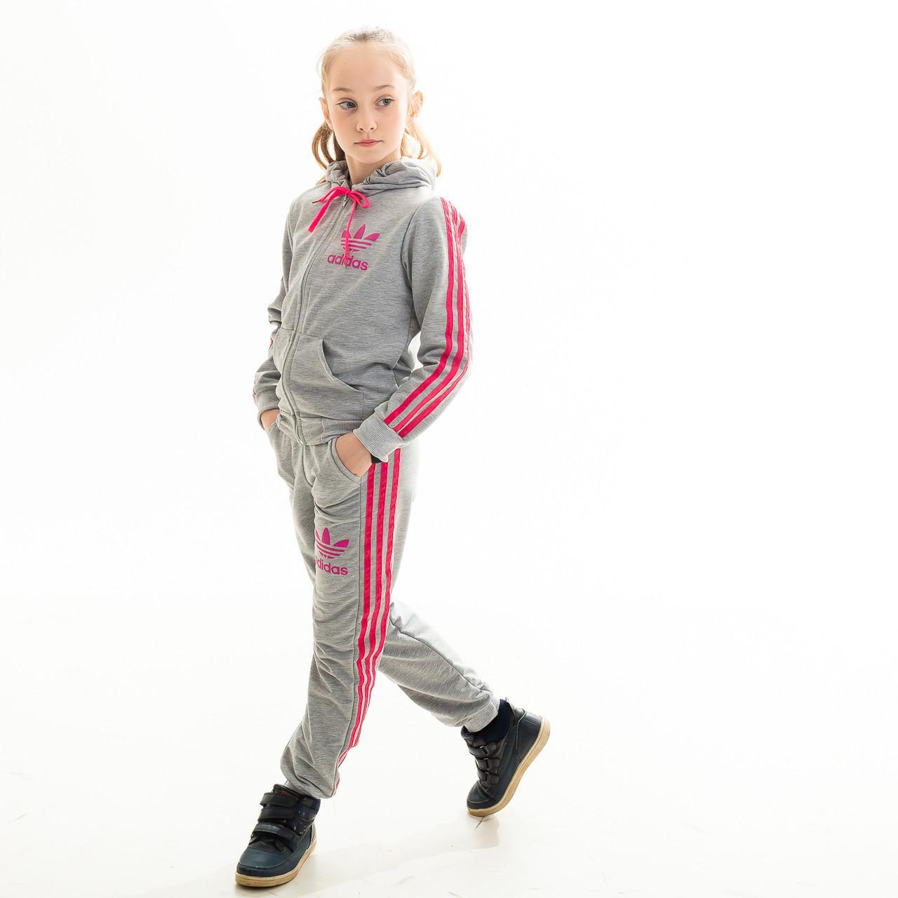 2e7468ec Спортивный костюм для девочки Adidas - Интернет магазин Детский МИРик ,  оптовые продажи по всей Украине
