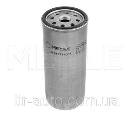 Фильтр масляный RENAULT C, MAGNUM, PREMIUM 2, T;VOLVO FH, FH 16,7700, 8500, 8700 (MEYLE)