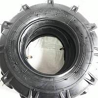 Резина на мотоблок 4.00×10(Покрышка  с камерой)
