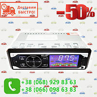 Автомагнитола MP3 3881 ISO 1DIN сенсор