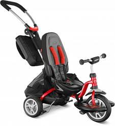 Велосипед детский трехколесный Puky CAT S6 Ceety rot