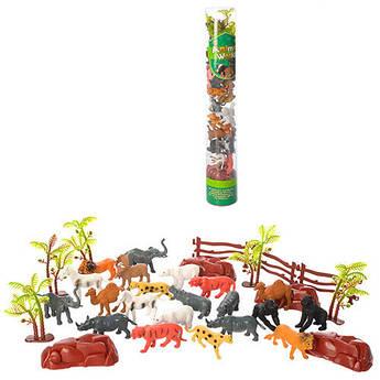 Животные игрушечные 0018T-2