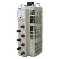 Лабораторный автотрансформатор трехфазный ЛАТР RUCELF LTC-3-3000