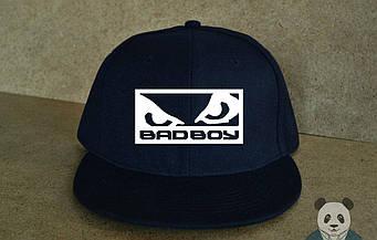 Снепбек Bad Boy темно-синего цвета (люкс копия)
