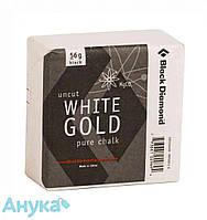 Магнезия BLACK DIAMOND HARD Uncut White Gold Pure Chalk 56g Block