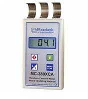 Профессиональный влагомер древесины и стройматериалов MC-380XCA, вологомір деревини і будматеріалів MC-380XCA