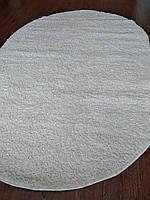 Ковёр Solo белый овал,1.60х2.20 м., фото 1