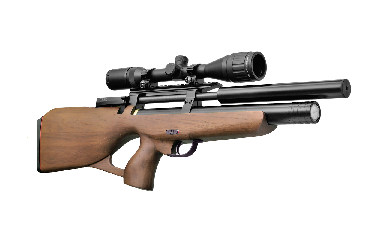 Пневматична гвинтівка КОЗАК Compact + насос високого тиску і оптика!