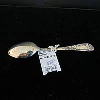 Серебряная столовая ложка