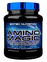 Scitec Nutrition. Amino Magic  500 gr