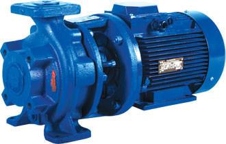 Насос КМ 100-65-250а, КМ100-65-250а відцентровий моноблочний для води