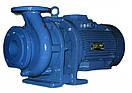 Насос КМ 100-65-250а, КМ100-65-250а відцентровий моноблочний для води, фото 2